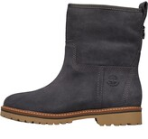 Timberland Womens Chamonix Valley Waterproof Lined Suede Winter Boots Forged Iron