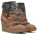 Fergie Women's Omega Wedge Bootie