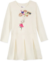 Epic Threads Hero Kids by Balloon Girl-Graphic Long-Sleeve Pleated Dress, Toddler Girls (2T-5T), Created for Macy's