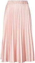 P.A.R.O.S.H. pleated skirt - women - Polyester - 40