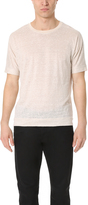 Calvin Klein Collection Polster Linen Tee
