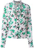 Marni 'Sistowbell' ruffled shirt