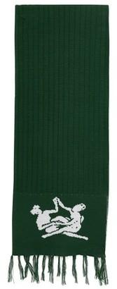 Thebe Magugu Sisterhood logo scarf