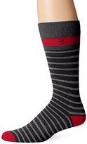 Sperry Men's Top Tip Stripe Crew Sock