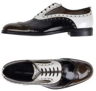 Dolce & Gabbana Lace-up shoe