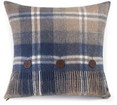 UGG Glacier Plaid Wool Pillow