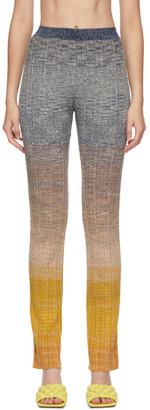 Missoni Multicolor Knit Ombre Trousers