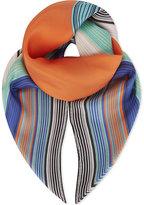 Diane von Furstenberg Burman square silk scarf