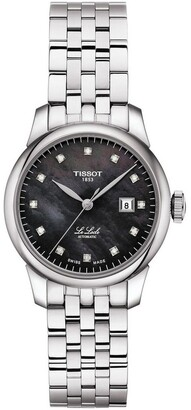 Tissot Le Locle Automatic Lady Watch T006.207.11.126.00