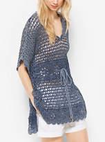 Michael Kors Crochet Cotton Tunic