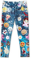 Zara Terez Girls 4-6x) Emoji Print Leggings