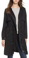BB Dakota Women's Tyler Hooded Trench Coat