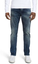 Scotch & Soda Men's Phaidon Indigo Juice Slim Fit Jeans