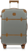 "Bric's Bellagio Metallo V2.0 25"" Silver Carry-On Spinner Trunk"
