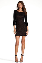 Only Hearts Club Lace Raglan Dress