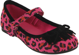 Jelly Beans Fuchsia Leopard Home Mary Jane