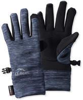 L.L. Bean Multisport Power Stretch Gloves, Print