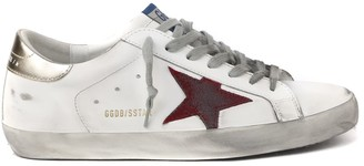 Golden Goose Superstar Vintage Leather Sneaker