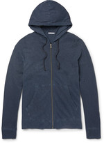 James Perse - Loopback Supima Cotton-jersey Zip-up Hoodie