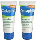 Cetaphil Intensive Moisturizing Cream with Shea Butter, 3 Ounce - 2 Pack