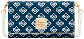 Dooney & Bourke MLB Rays Daphne Crossbody Wallet