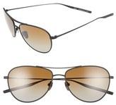 Salt 'Pratt' 57mm Polarized Sunglasses