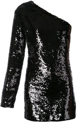 RtA Edie fitted mini dress