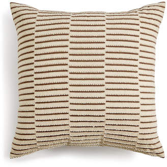 """Hotel Collection Honeycomb 18"""" x 18"""" Decorative Pillow, Bedding"""