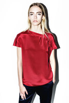 3.1 Phillip Lim Ribbon-trimmed top