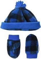 Columbia Frosty Fleece Hat Mitten Set Knit Hats