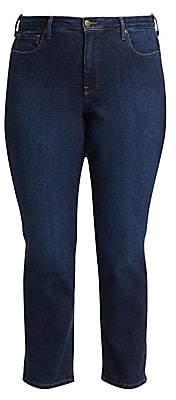 NYDJ NYDJ, Plus Size Women's Sherri Slim Jeans
