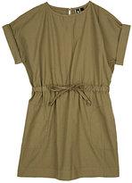 European Culture Cotton Poplin Dress