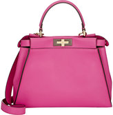 Fendi Women's Peekaboo Satchel-RED