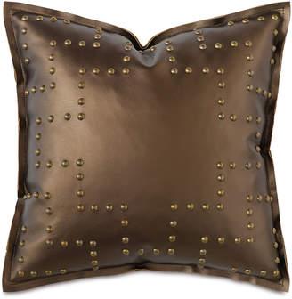 """Barclay Butera Hudson Nailhead Pillow, 18""""Sq."""