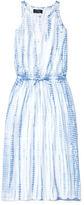 Ralph Lauren 7-16 Tie-Dyed Cotton Maxidress