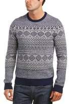 Original Penguin Wool-blend Crew Sweater.