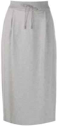 Fabiana Filippi knitted mid-lengh skirt