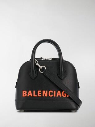 Balenciaga Ville XXS tote bag