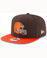 New Era Cleveland Browns Official Sideline 9FIFTY Cap