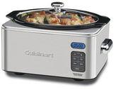 Cuisinart 6.5-Quart Programmable Slow Cooker - PSC-650