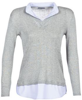Casual Attitude LAYHANA women's Sweater in Grey