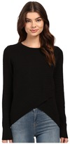 Brigitte Bailey Crossover Sweater