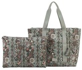 Sakroots Women's New Adventure Finch Large Tote