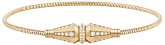 Boucheron Yellow Gold and Diamond Jack de Bracelet