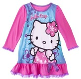 Hello Kitty Toddler Girls' Long-Sleeve Nightgown