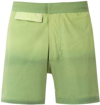 AMIR SLAMA Swimming Shorts