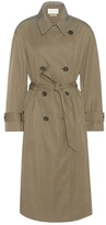 Etoile Isabel Marant Isabel Marant, Étoile Dani Cotton-blend Trench Coat