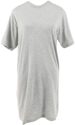 Prada Grey Cotton Top for Women