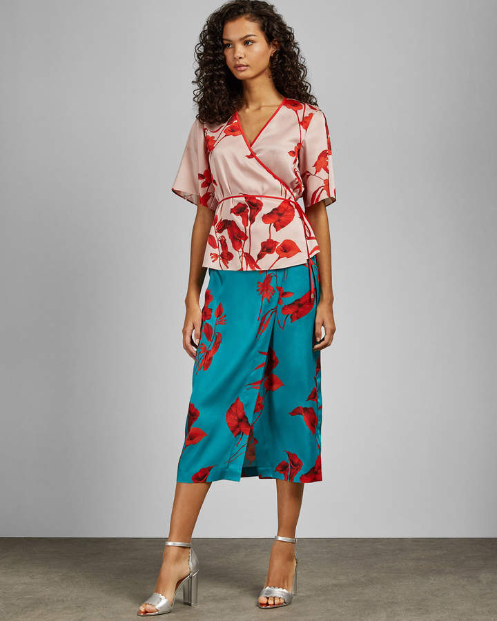 f9f1c30eb6102b Turquoise Skirt - ShopStyle