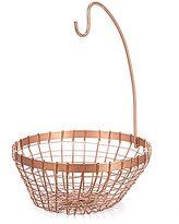 Southern Living Banana Hanger with Basket
